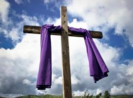 purple-draped-lenten-cross-montage